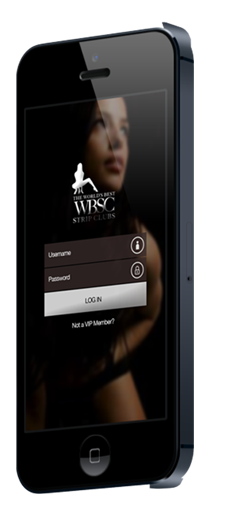 WBSC App password protected from prying eye!