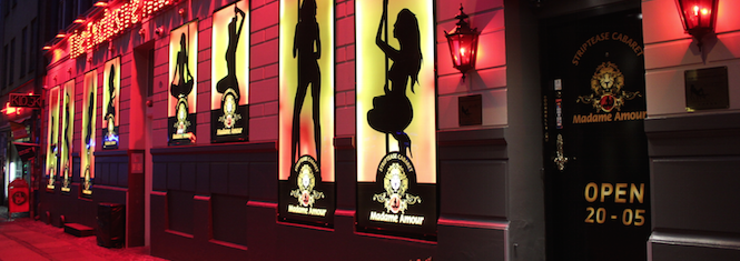 Cristal Club in Copenhagen, Best Strip Clubs