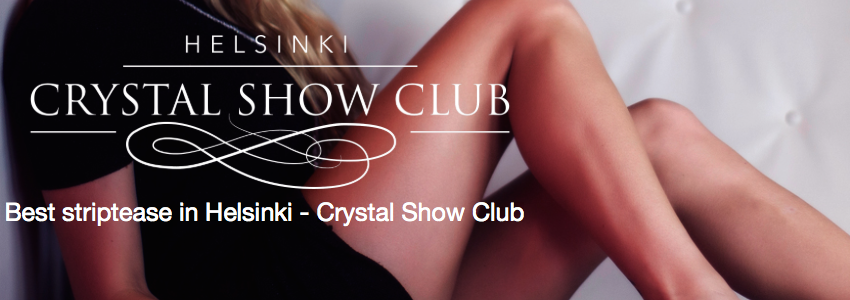 Crystal Show Club in Helsinki, Best Strip Clubs