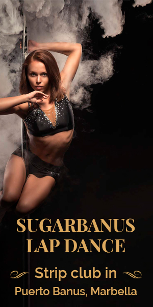 Spain/Puerto Banus - Sugar Banus - Side Banner