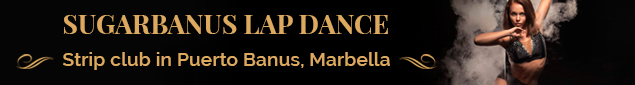 Spain/Puerto Banus - Sugar Banus - Bottom Banner