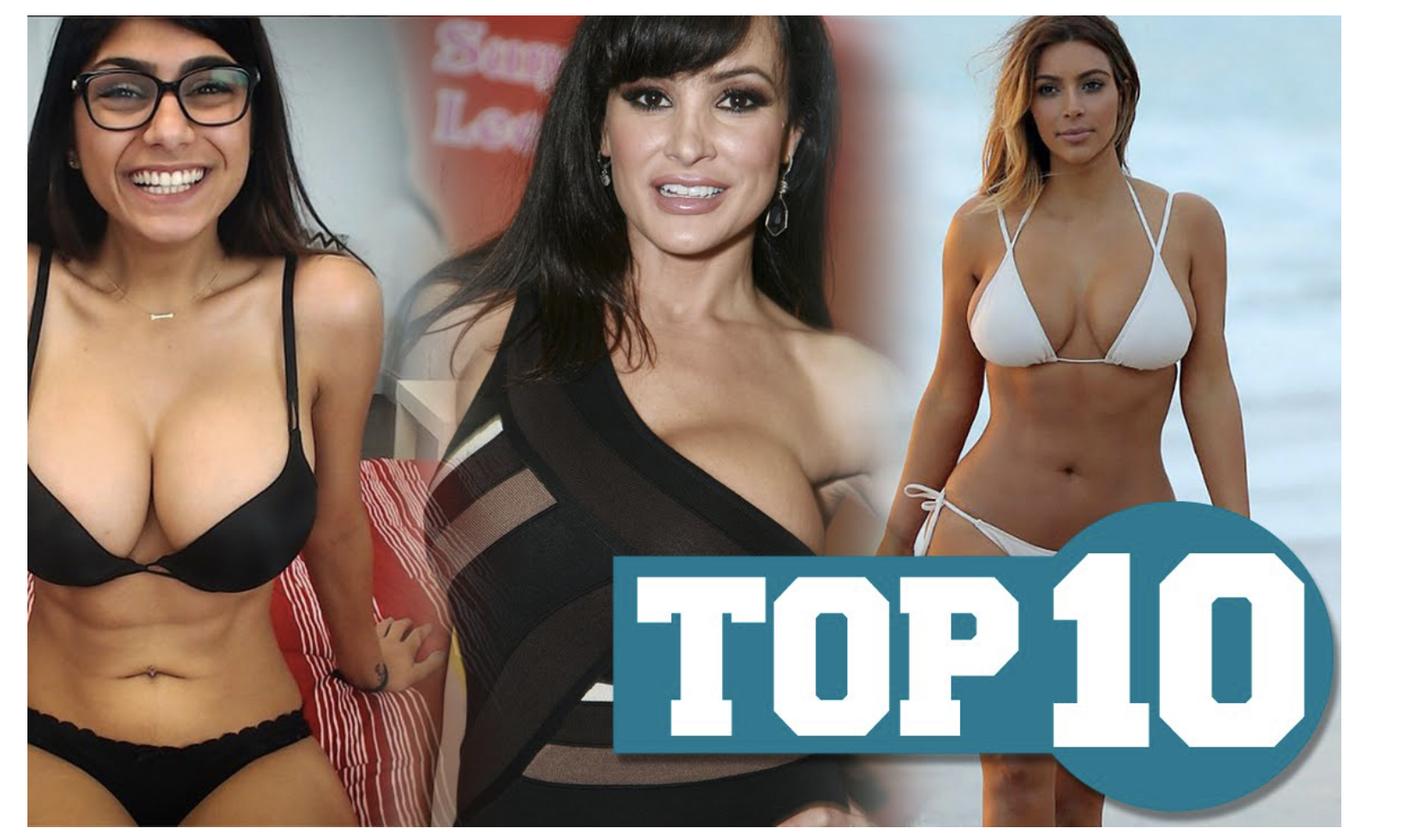 World's Top 10 Pornstars 2019 and their net worth in USD.