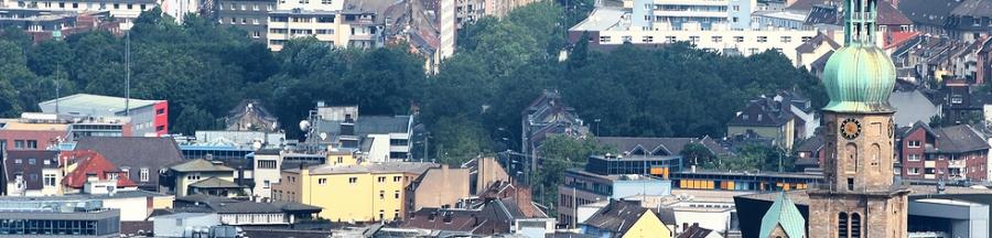 Gay life in Dortmund Germany